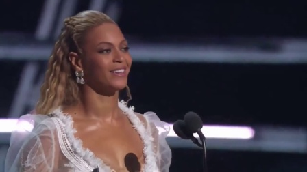 碧昂丝获VMA年度最佳录影带奖