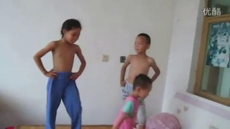小苹果儿童舞蹈超级好看筷子兄弟的小苹果