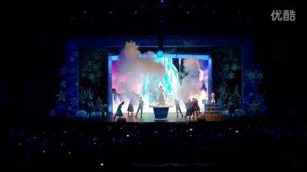 冰雪奇缘:欢唱盛会@上海迪斯尼乐园