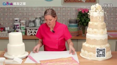 焙友之家丨蕾丝蛋糕详细教程