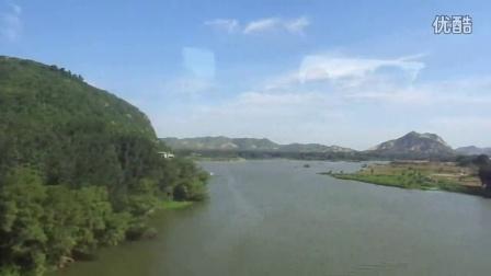 实拍:唐山至秦皇岛铁路沿线风景实拍·迅音160830