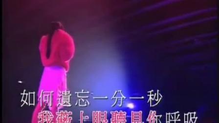 张柏芝一首《忘了忘不了》唱出了对霆锋最真实的情感,忍不住心疼