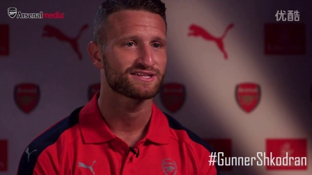 Shkodran Mustafi's exclusive first interview as an Arsenal player