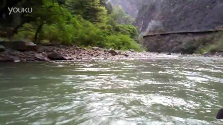 香格里拉巴拉格宗大峡谷漂流
