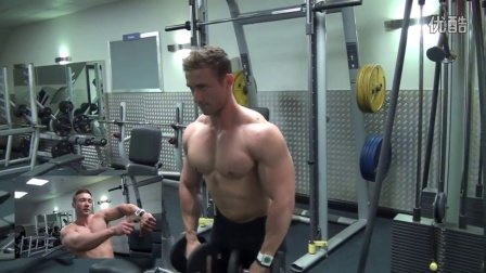 GIANT SETS FOR SHOULDERS with MICHAL KOWALSKI