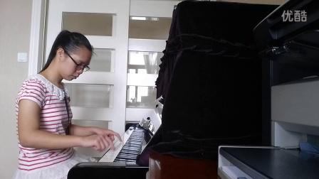 《趣味演奏-用两根手指演奏》_tan8.com