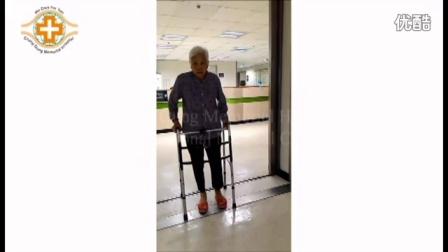 【谢邦鑫医师】厦门周婆婆膝关节置换术后
