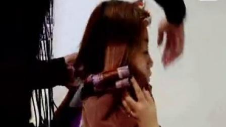 曹华烫发视频 内扣烫发视频 短发烫发 商业烫发造型 剪发技巧