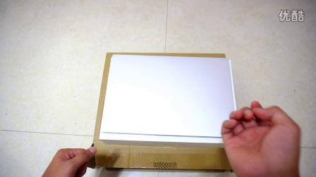 小米笔记本(13吋)开箱上手