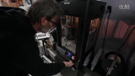电影特效怎么制作?—Stratasys 3D打印来帮忙!(四)