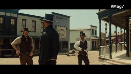 【猴姆独家】帕帕Chris Pratt主演《豪勇七蛟龙》首曝帕帕角色预告片!