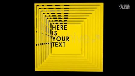 15款抽象简洁风格创意设计AE模板动画元素信息图形介绍文字标题