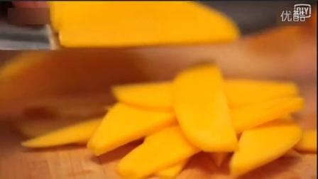 芒果的该怎么切?