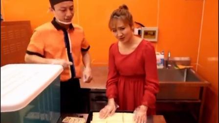 蜜语芝间-新西兰岩烧乳酪卫视采访视频