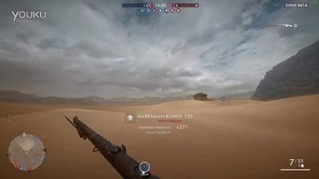 160901.oNLYoNE.BATTLEFIELD 1.狙击爆头第二架固定翼飞机驾驶员
