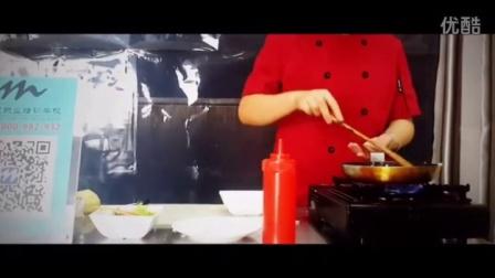 新梦想学校微课堂重庆校区宋老师鲜虾牛油果沙拉