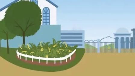 五年级上册英语动画视频第四单元5au4