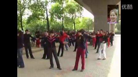 2007 舞厅自由伦巴口令教学 朱丽萍