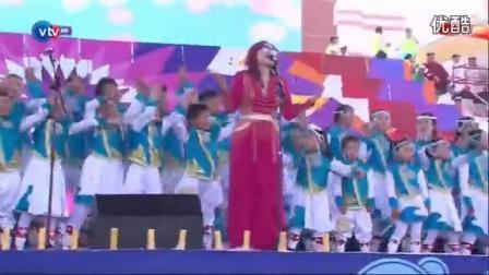2016蒙古国那达慕开幕式节选_标清