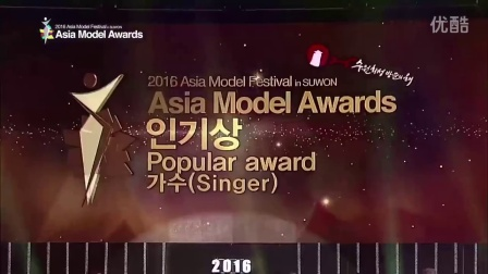 2016 Asia Model Awards 'Popular Singer Award' Seventeen