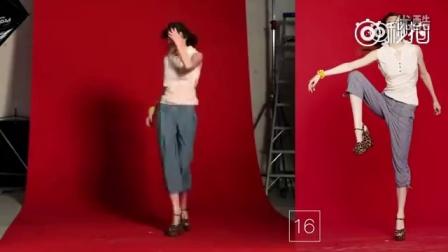 感受下什么叫专业模特拍照,看完我默默的收回了以前的自拍——四联教育网络培训课堂