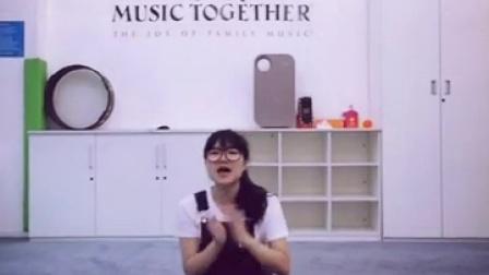 美吉姆-Cherry。的美拍 欢动课的Hi Hi Song 和Goodbye Song ,之前想学