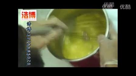 台湾红豆饼(车轮饼)教学操作视频