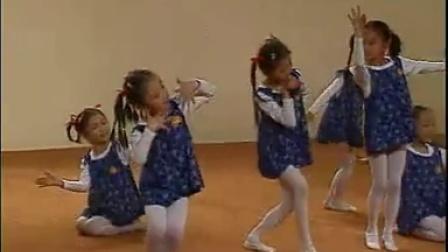 北京舞蹈学院中国舞蹈考级二级14_标清