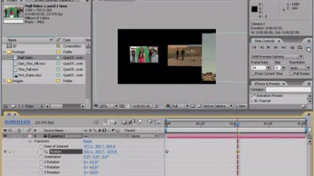 videocopilot经典AE入门教程 07 - 3D Integration