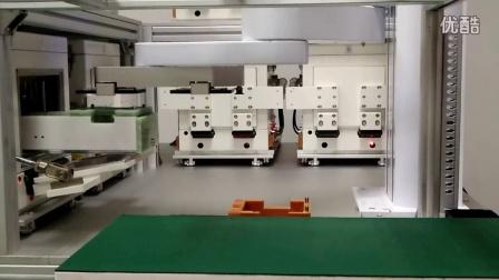 堆叠式射频测试自动化