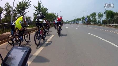 环柳江国际自行车赛车头视频2