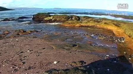搜狐视频-299-1-4风光(5)迷人的海岸,优美的音乐。