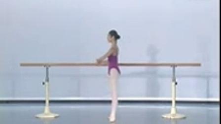 北舞古典舞基本功教学法示例课(女班扶把训练)
