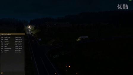 欧洲卡车模拟2 2016.09.03 联运视频