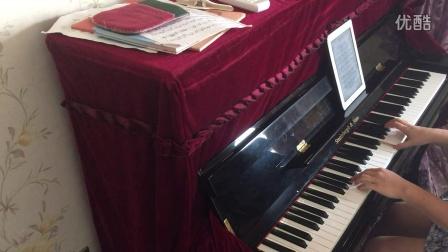《微微一笑很倾城》 钢琴曲_tan8.com