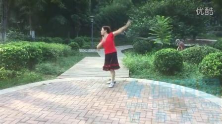 淮北市人民医院郑明华广场舞..九九艳阳天