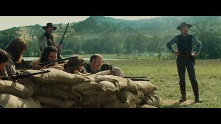 【猴姆独家】帕帕Chris Pratt新作《豪勇七蛟龙》首曝三支片段!