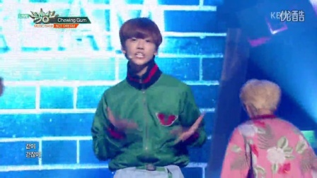 【Sxin隋鑫】[超清现场]160902 NCT DREAM - Chewing Gum KBS 音乐银行 Music Bank