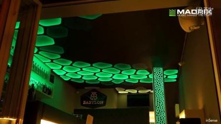 MADRIX Pub Babylon  酒吧灯光效果