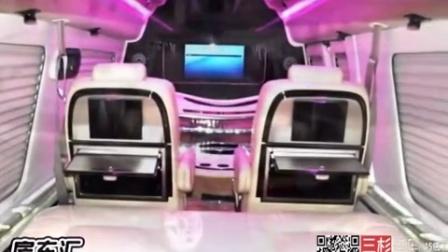 内饰展示-GMC商务车GMC房车