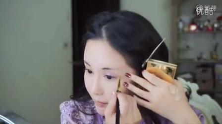 【丽子美妆】颜值爆表,爱吉赛尔春季桃花妆!【美芽美妆】 基础化妆淡妆学习