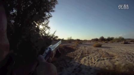 pcp亚利桑那州猎鸽- GoPro高清炮凸轮