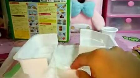 日本食玩之迷你汉堡包