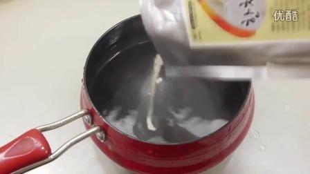 DIY如何制作颜色凯蒂猫软糖布丁食玩