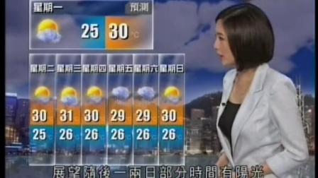广州版翡翠台六点半新闻报道之后的广告20160522
