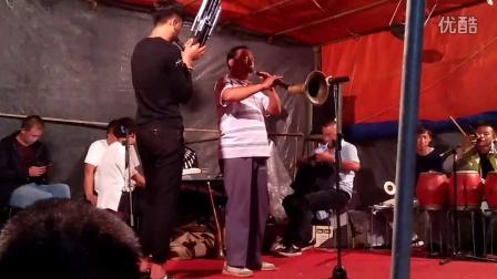瓦房店肖志广大唢呐演奏【半悲】