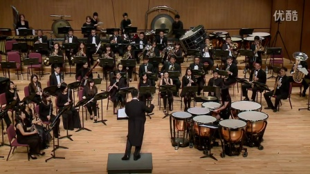 Michael Daugherty- Raise the Roof-for Timpani and Symphonic Band