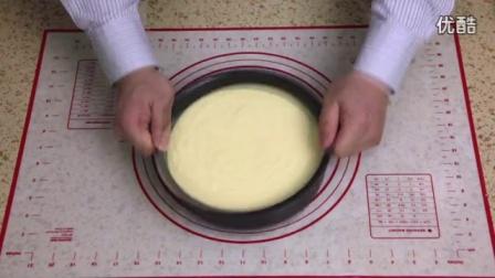 便便头熊猫做手工 轻乳酪蛋糕_高清