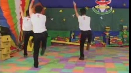 幼儿舞蹈教学视频  中国功夫