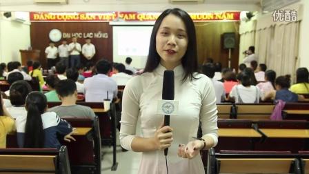 越南乐鸿大学发动2017Robocon